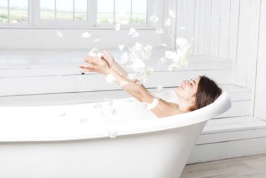 キレイな人は続けてる!美容に良い入浴法5選♪